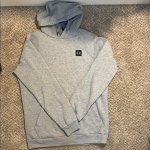 Under Armour rival fleece hoodie mens small